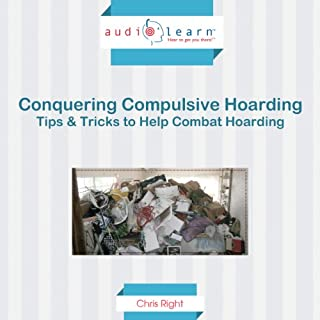 Conquering Compulsive Hoarding audiobook cover art