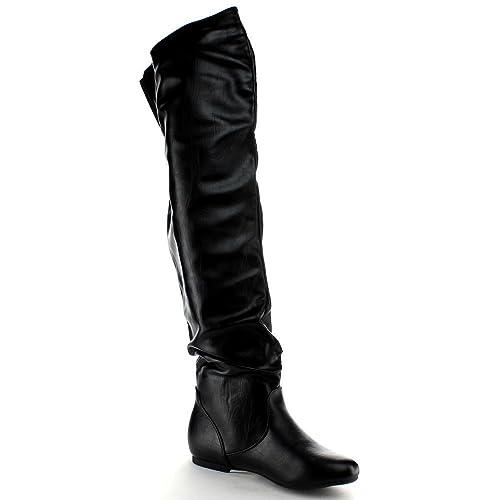 0ad5a321d168c7 Nature Breeze Women s Vickie Hi Faux Suede Boot
