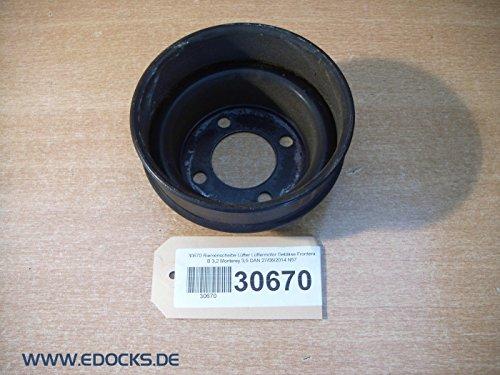 Polea ventilador ventilador ventilador Frontera B 3,2 Monterey 3,5 Opel
