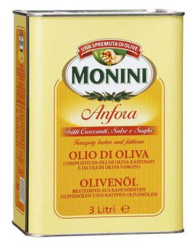 モニーニ ピュア・オリーブオイルアンフォーラ 3L
