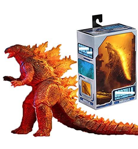 18 Cm Anime Figure Burning Godzilla Modello Pvc Tipo De Monsters Gojira Pop Giochi Regalo Di Natale Action Figure Giocattoli