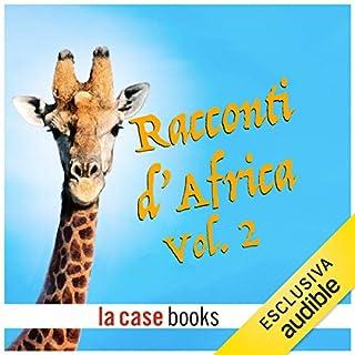 Racconti d'Africa 2 copertina
