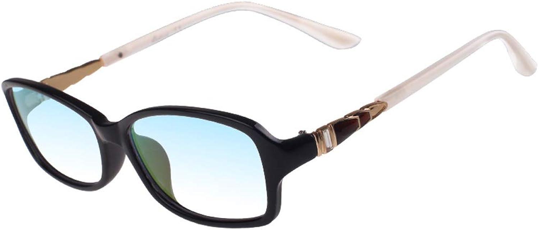 Lunettes de Lecture HD Ultra lumière personnalité de la Mode rétro UV Anti-Fatigue + 2.0 ( Couleur   blanc , Taille   250 Degrees )