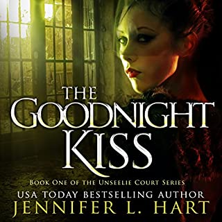 The Goodnight Kiss cover art