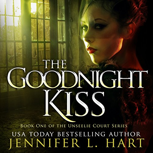 The Goodnight Kiss audiobook cover art