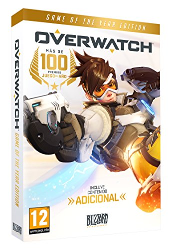 Overwatch Edicin Game Of The Year (GOTY)