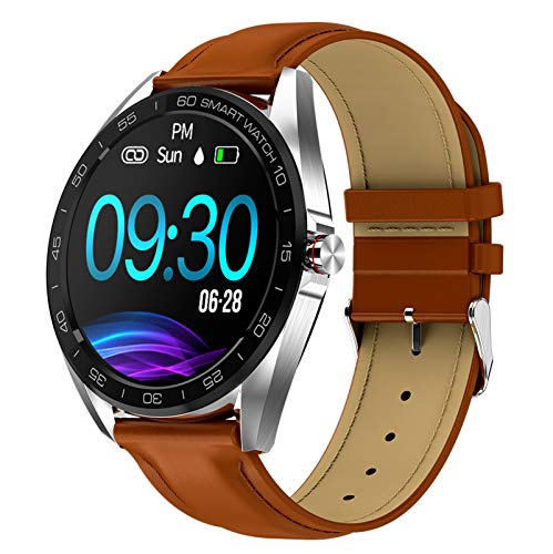 BNMY Smart Watch for Android Phones, Fitness Tracker with Heart Rate Monitor, IP67 Waterproof Cardio Watch for Women Men,A
