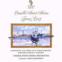 Organ Symphony in Memorial of Franz Liszt by JOSEF VIENNA STATE OPERA ORCHESTRA / NEBOIS