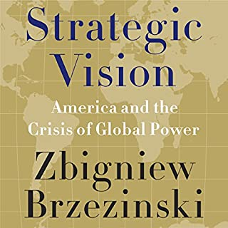 Strategic Vision cover art