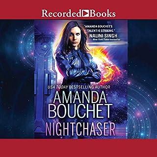 Nightchaser audiobook cover art
