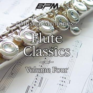 Flute Classics, Vol. 4