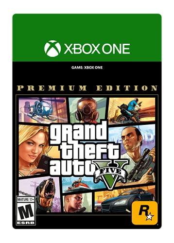 Grand Theft Auto V: Premium Edition - Xbox One [Digital Code]