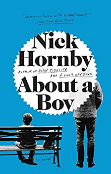 Paperback About a Boy Book
