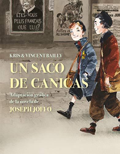Un saco de canicas (novela gráfica) (Best Seller | Cómic)