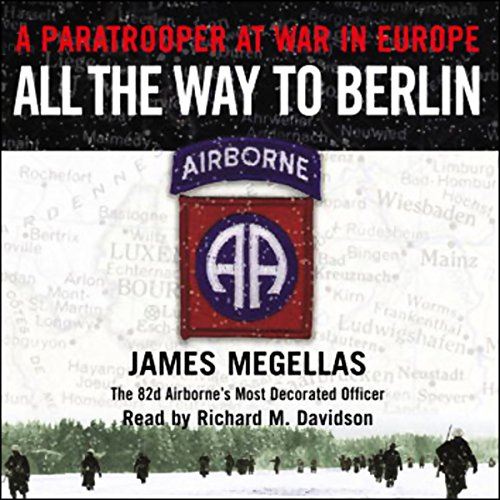 All the Way to Berlin audiobook cover art