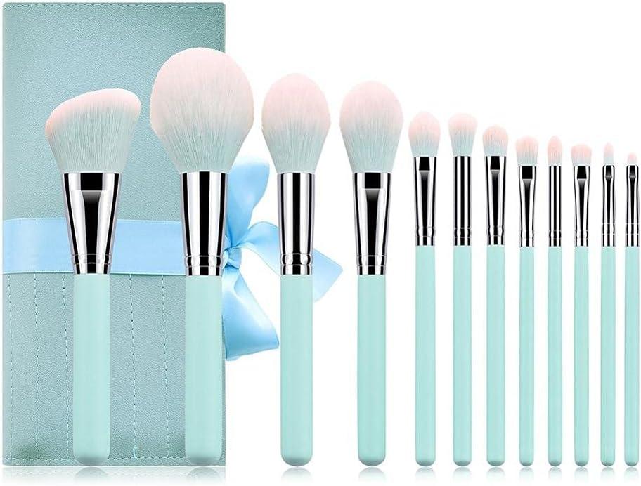 Make Up Brushes outlet 12pcs Cosmetic Brush Loose Powder Directly managed store Eyesha