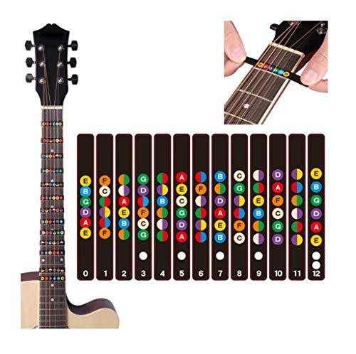 takestop® Stickerset voor het beschrijven van notities en muziek