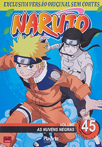 Naruto, V.45 - As Nuvens Negras