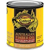 Cabot Australian Timber Oil Exterior Oil Finish QT