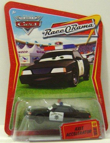 Disney Pixar Cars - Race-O-Rama Series - Axle Accelerator