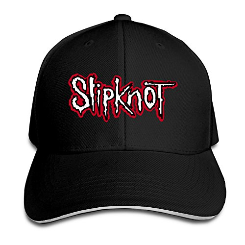 feruch foode Slipknot New Wave of American Heavy Metal Peaked Gorra de