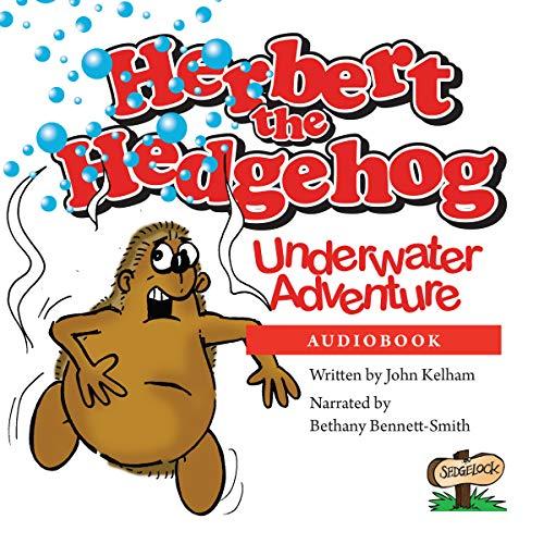 Herbert the Hedgehog Underwater Adventure cover art