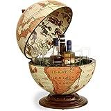 Zoffoli z.16.SA safaria Bar Globe, cartón, Classic, 50x 40x 50cm