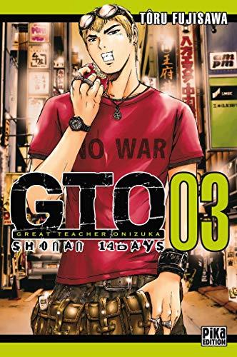 GTO Shônan 14 Days, tome 03