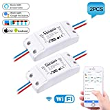 Interruttore Intelligente WiFi di Controllo Remoto Intelligente Telecomando Switch Smart Modulo di...