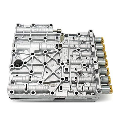Cuerpo de válvula remanufacturada 6R140 compatible con Ford F250 All F Series 2011 en adelante.