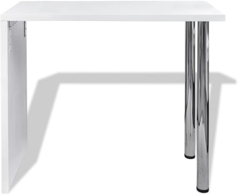 Daonanba discount Contemporary Designed Max 86% OFF High Gloss Coffee Bar Dinin Table