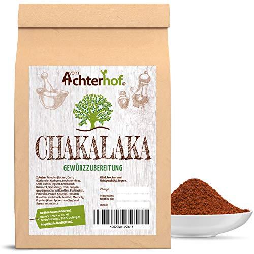 100g Chakalaka Gewürz afrikanische Gewürzmischung scharf ideal zum Dip BBQ Grillgewürz