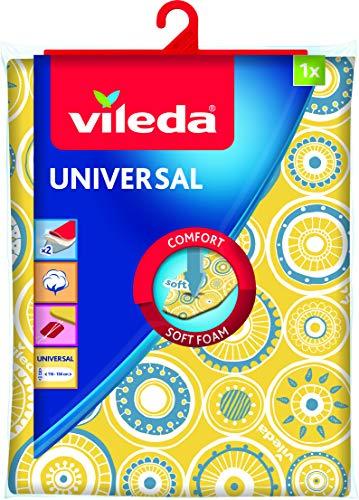 Vileda Strijkplank Universeel Handdoek, Geel, 1 x 22,5 x 36 cm