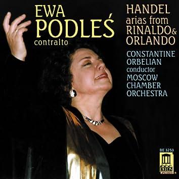 Handel, G.: Rinaldo (Excerpts) / Orlando (Excerpts)