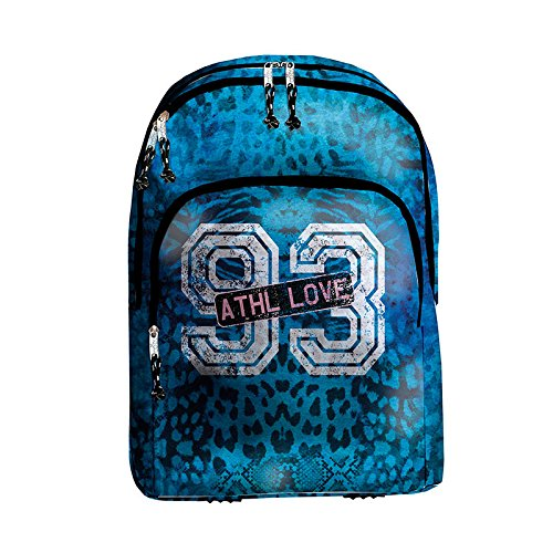 Busquets Mochila Escolar Doble BECOOL Athletic
