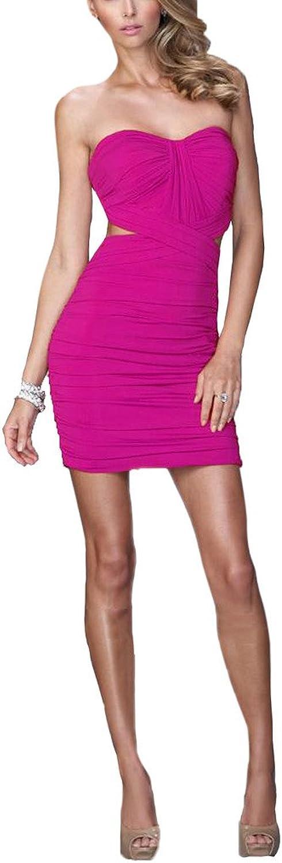 SecretCastle Women's Sweetheart Shelth Short Prom Dresses Homecoming Dresses