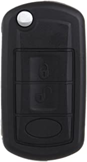 ECCPP Replacement Uncut 315MHz Keyless Entry Remote Flip Key Fob fit for Land Rover Discovery/ LR3/ Range Rover/Range Rover Sport (Pack of 1)