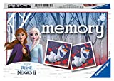 Ravensburger- Memory La Reine des Neiges 2 Disney Jeu Educatif, 4005556242757
