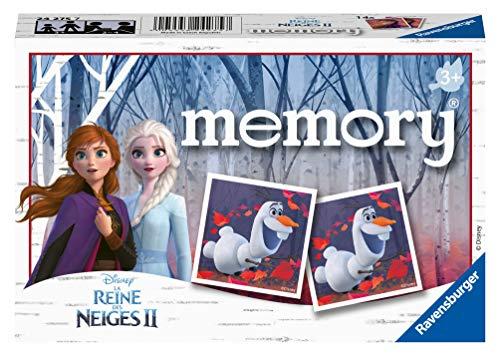 Ravensburger 4005556242757 - Memory Die Eiskönigin 2 Disney Lernspiel