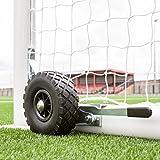 Replacement Portable Soccer Goal Wheels & Brackets [Net World Sports]