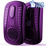 CQOO Ultrasonic Pest Repeller - Professional Electronic Pest Control Plug in,Pest Control for Mice, Roach, Spider, Ants and More.Non-Toxic, Humans & Pets Safe.