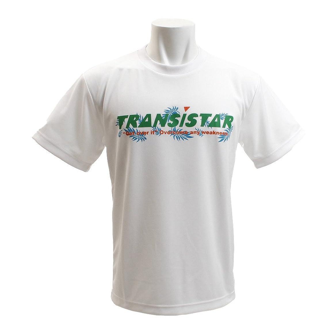 他の場所習熟度見落とすトランジスタ(トランジスタ) ドライTシャツ ボタニカル HB18TS10-13