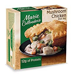 Marie Callender's Creamy Mushroom Chicken Pot Pie, 15 Ounce