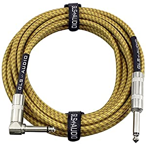 GLS Audio Guitar Instrument Cable Review