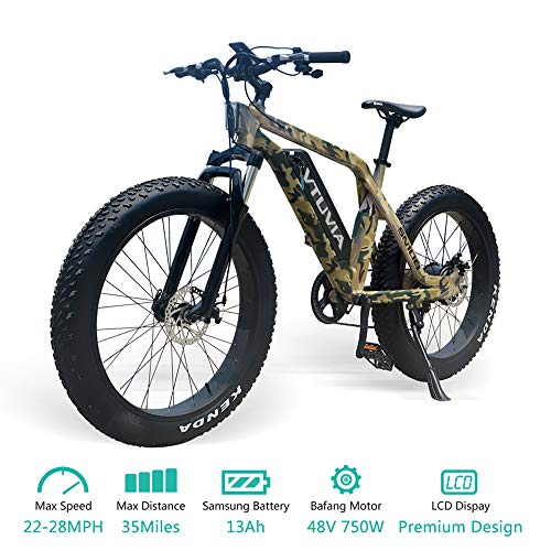 vtuvia Electric Bike