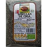 Bioprasad - Semillas Chia Bio 250 Gramos - Sin Gluten Sin Lactosa - Procedente De Agricultura Ecológica
