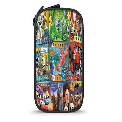 Disney Pixar Collection tragbare Kosmetiktasche mit Kordelzug, wasserdicht, groß für Damen und Mädchen