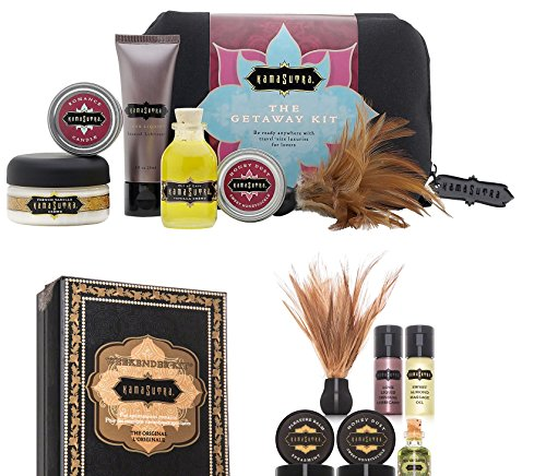 Kamasutra Getaway Kit + Weekender Kit Original