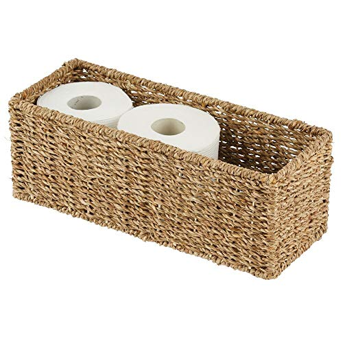 Top 10 best selling list for toilet paper holder wicker basket
