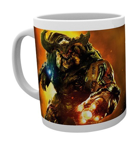 GB Eye Ltd, Doom, Cyber Demon, Tasse